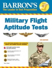 Duran, Terry L. Barron`s Military Flight Aptitude Tests