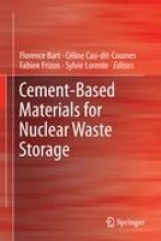 Cement-Based Materials for Nuclear Waste Storage