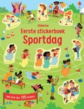 , Sportdag Eerste stickerboek
