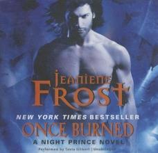 Frost, Jeaniene Once Burned