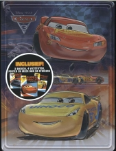 , Disney Pixar Cars 3 Happy Tin