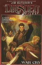 Butcher, Jim,   Powers, Mark Jim Butcher`s the Dresden Files 1