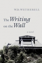 Wetherell, W. D. The Writing on the Wall