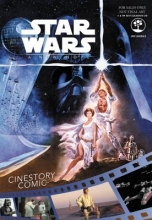Star Wars A New Hope Cinestory Comic