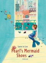 Sanne te Loo Pearl's Mermaid shoes