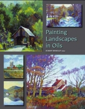 Brindley, Robert Painting Landscapes in Oils