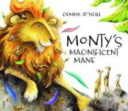 O`Neill, Gemma Monty`s Magnificent Mane