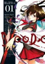 Clamp BLOOD-C 01