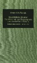 Remak Henry H. H. Remak Novellistische Struktur: der Marschall von Bassompierre und die schoene Kraemerin