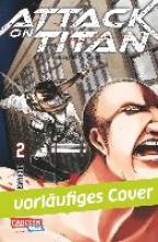 Isayama, Hajime Attack on Titan 02