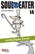 Ohkubo, Atsushi Soul Eater 14