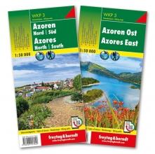 , F&B WKP3 Azoren 2-kaartenset