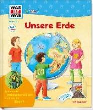 Stauber, Sabine Was ist was Junior 10: Unsere Erde