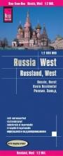 , Reise Know-How Landkarte Russland West  1 : 2.000 000