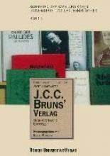 Literaturvermittler um die Jahrhundertwende - Der J. C. C. Bruns` Verlag