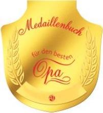 Medaillenbuch fr den besten Opa