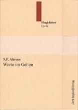 Ahrens, S. F. Worte im Gehen