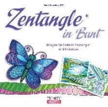 Browning, Marie Zentangle® in Bunt