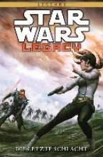 Bechko, Corinna Star Wars Comic 87: Legacy II - Die letzte Schlacht