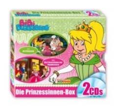 Bibi Blocksberg. Prinzessinnen-Box