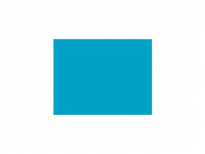 , fotokarton Folia 50x70cm 300gr pak a 25 vel middenblauw