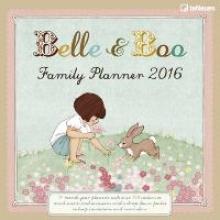 2016 Belle & Boo 30 x 30 Family Planner