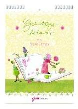 Gartenparadies. Geburtstagskalender