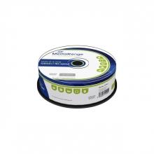, DVD-R MediaRange 4.7GB|120min 16x speed, 25 stuks