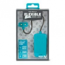 , The Really Flexible Book Light - Turquoise
