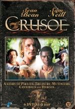 Robinson Crusoe - luxe 6 dvd box