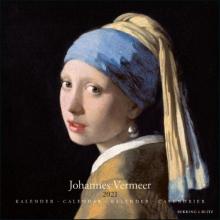 , Vermeer mini maandkalender 2021