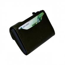 , Portemonnee Tony Perotti Furbo RFID leer groen