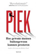 Anders  Ericsson, Robert  Pool Piek