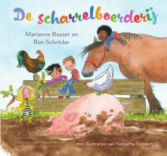 Ron Schröder Marianne Busser, De scharrelboerderij