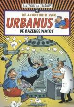 Willy  Linthout Urbanus 167 De razende matot