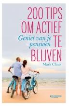 Mark Claus , Geniet van je pensioen