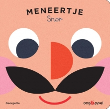 Georgette , Meneertje Snor
