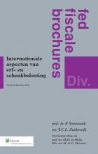 J.C.L. Zuiderwijk F. Sonneveldt, Internationale aspecten van erf- en schenkbelasting