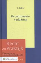 L. Leber , De patronaatsverklaring