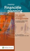 Theo Hoogwout , Memo Financiële Planning - Het Nieuw huwelijksvermogensrecht