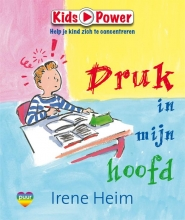 Heim, Irene Druk in mijn hoofd
