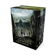 James  Dashner De labyrintrenner boxset