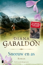 Diana  Gabaldon Sneeuw en as - Deel 6 van de Reiziger-cyclus
