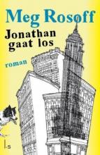 Meg  Rosoff Jonathan gaat los