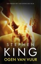 Stephen  King Ogen van vuur (POD)