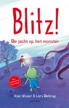 Rian  Visser Blitz! De jacht op het monster