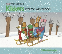 Max  Velthuijs Kikkers warme winterboek