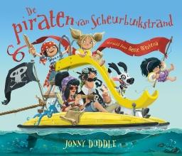 Jonny  Duddle De piraten van Scheurbuikstrand