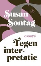 Susan  Sontag Tegen interpretatie