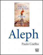 Paulo  Coelho Aleph (grote letter) - POD editie